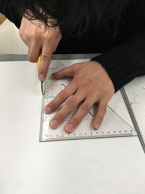 8週目はそれぞれの制作/デザイン・工芸科 私大コース_f0227963_18161289.jpg