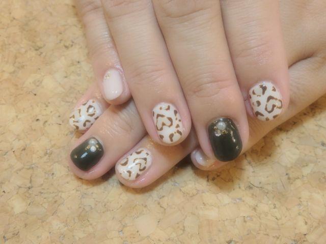 Leopard Nail_a0239065_17310365.jpg