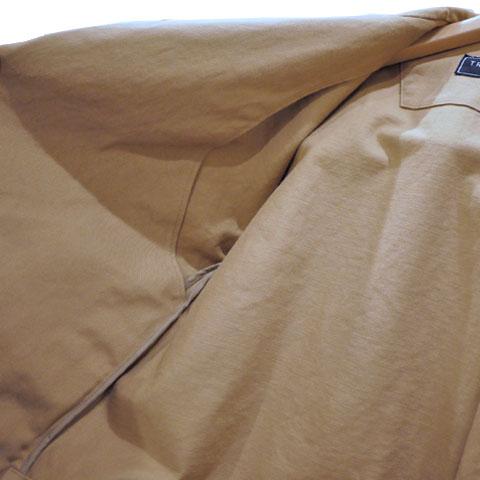 トラバイユのジャケット_b0274170_1971596.jpg