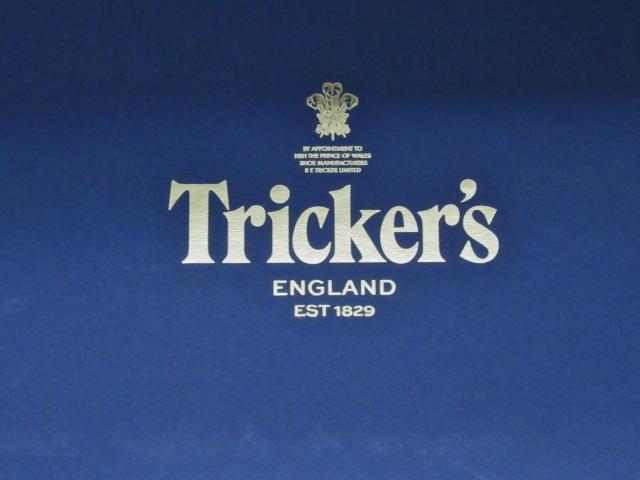 ようやくのTricker\'s (別注)が入荷です(^^♪ まずは、先行2型より!!_d0152280_9322686.jpg