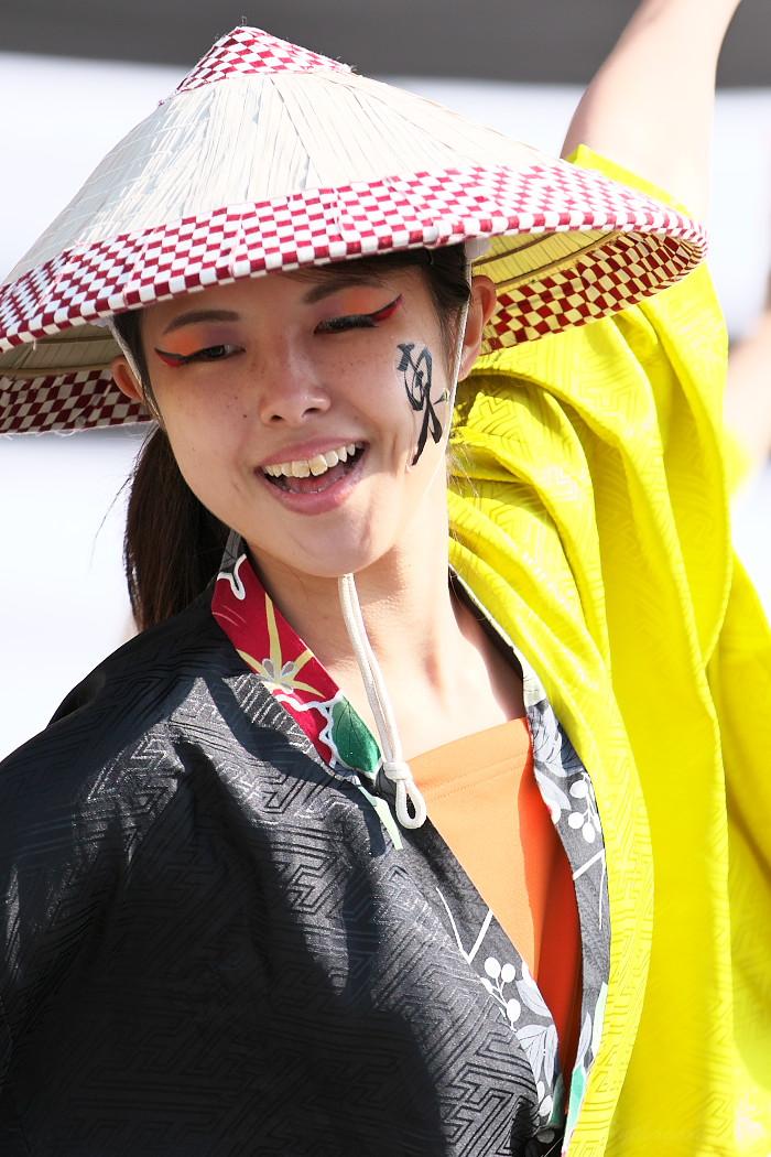 結 @ 豊明秋まつり 縁舞祭(えんぶさい)~乱舞フェスタ2016~_c0187584_21333493.jpg