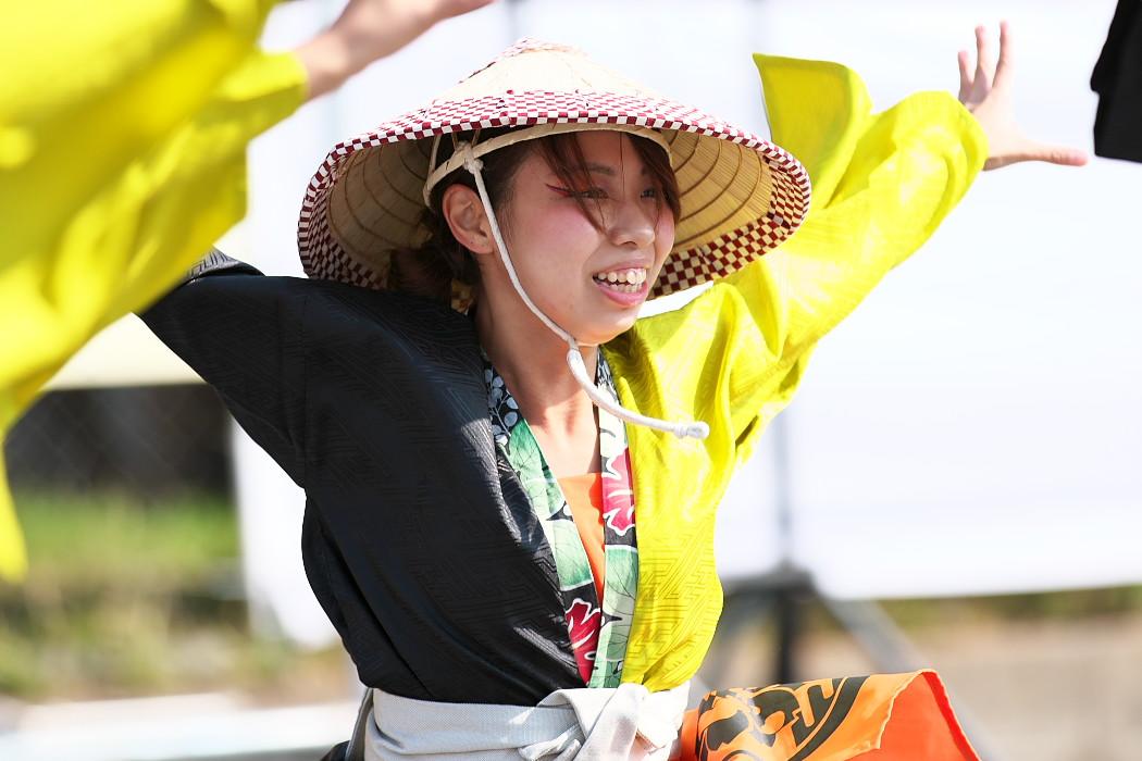 結 @ 豊明秋まつり 縁舞祭(えんぶさい)~乱舞フェスタ2016~_c0187584_21344772.jpg