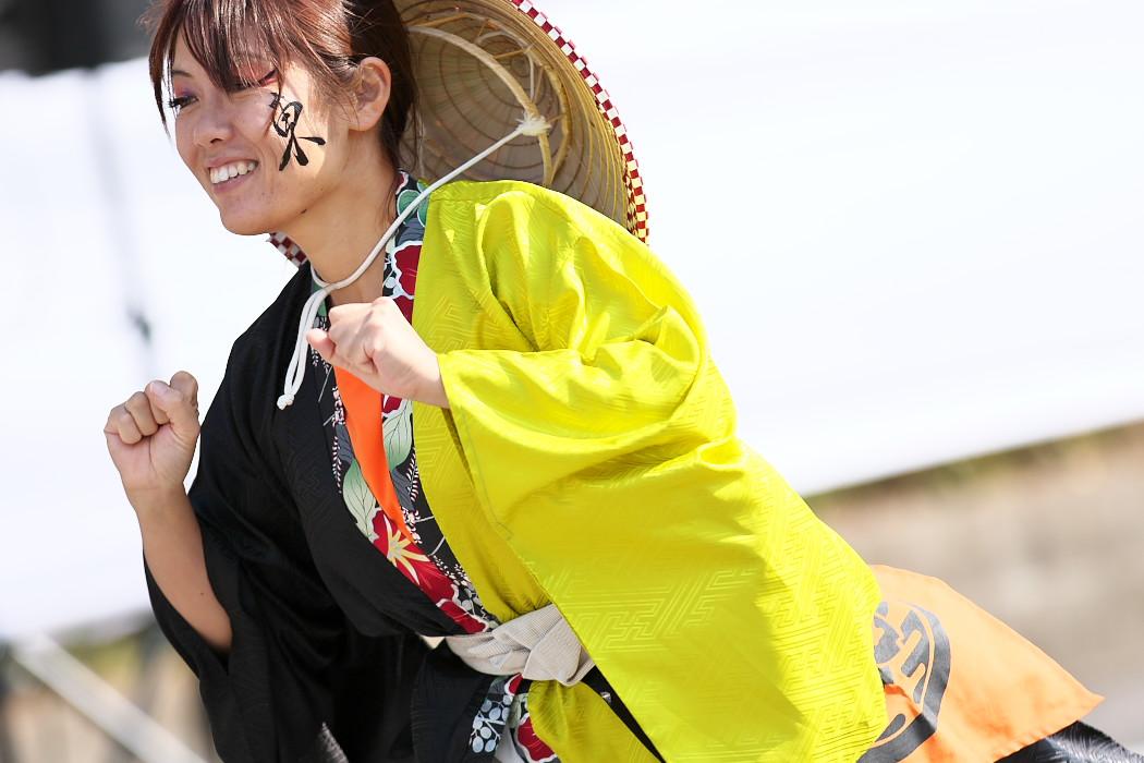 結 @ 豊明秋まつり 縁舞祭(えんぶさい)~乱舞フェスタ2016~_c0187584_21351345.jpg