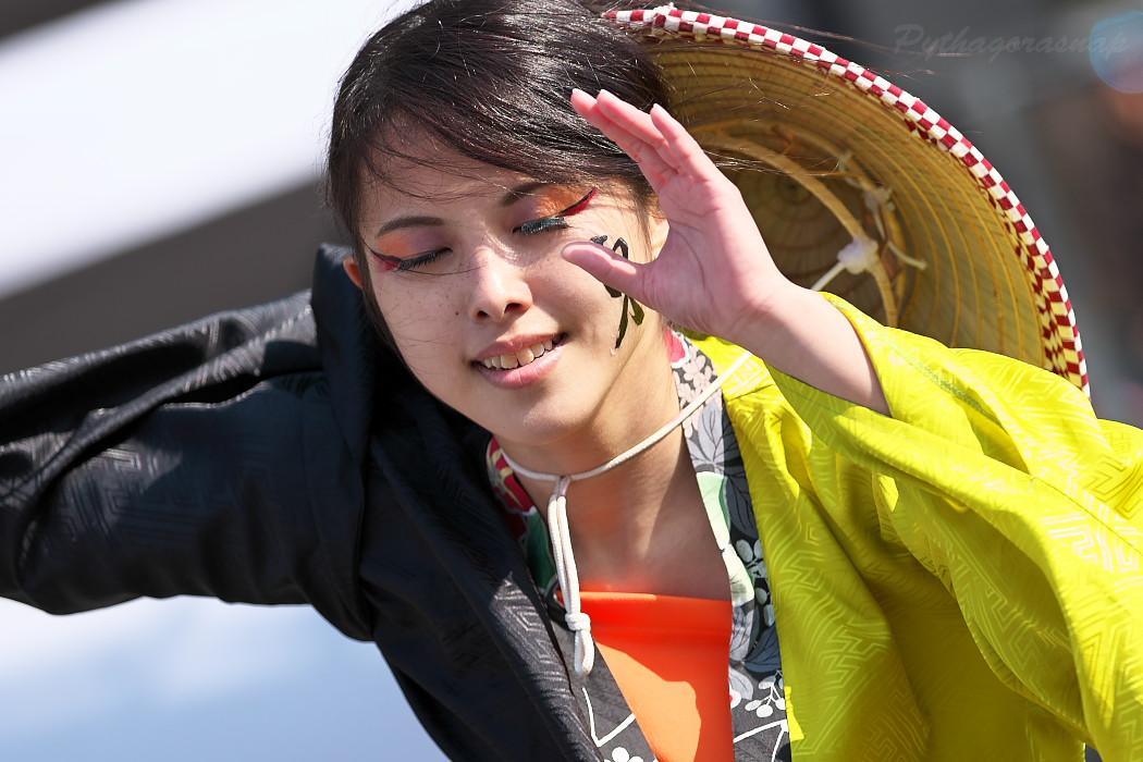 結 @ 豊明秋まつり 縁舞祭(えんぶさい)~乱舞フェスタ2016~_c0187584_21384850.jpg