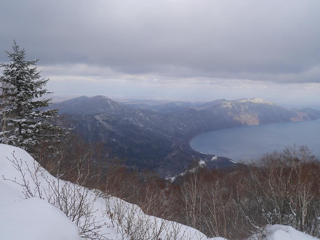 恵庭岳、11月10日-その1-_f0138096_0173858.jpg