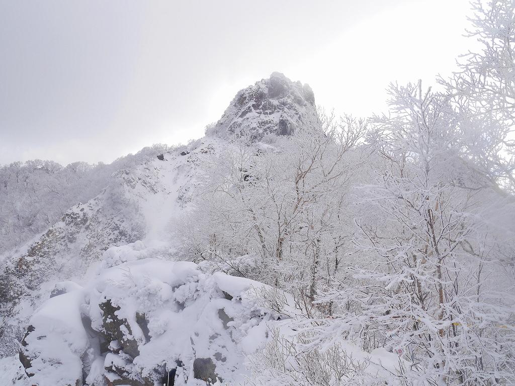 恵庭岳、11月10日-その2-_f0138096_14354088.jpg