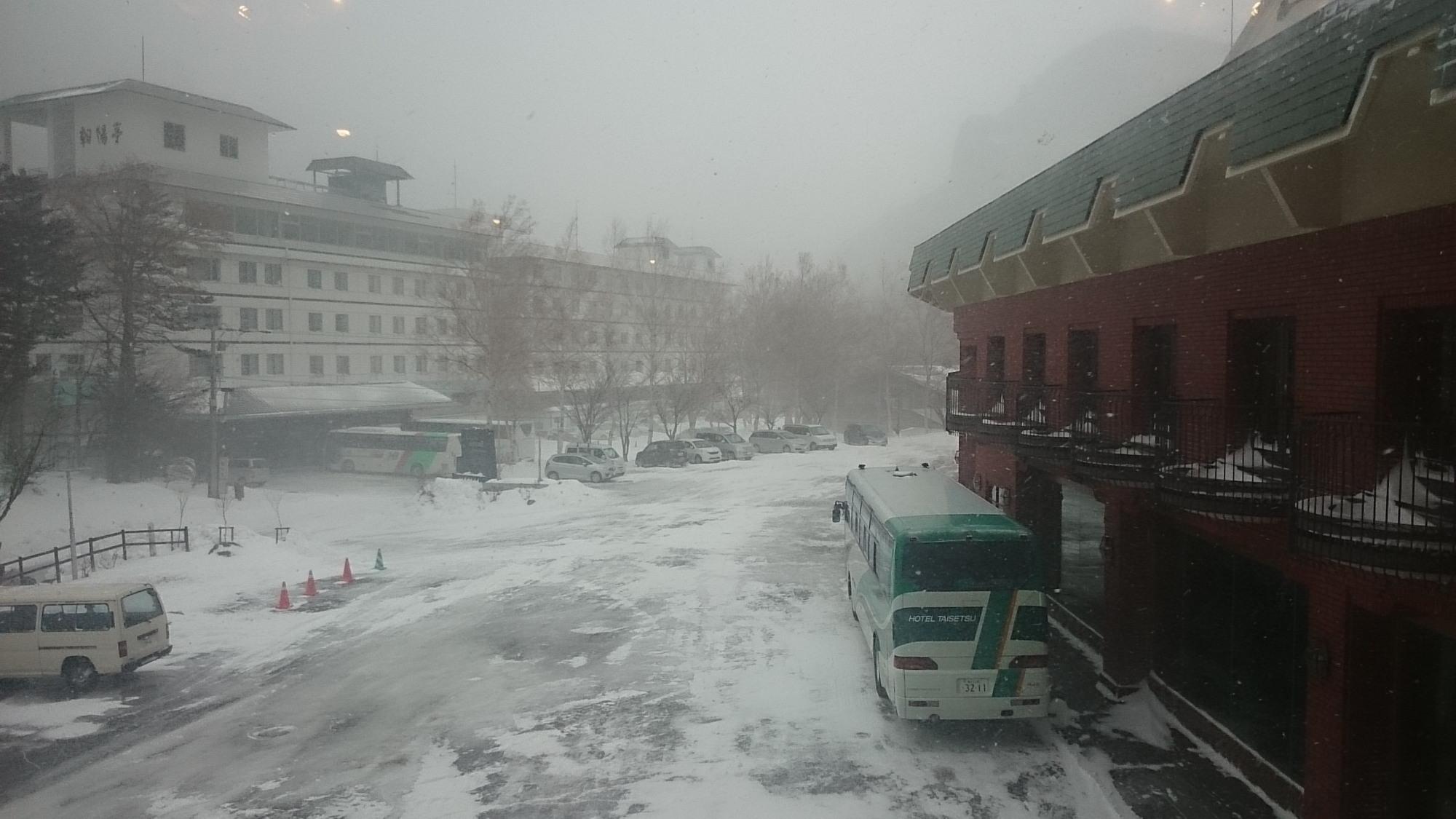 「とほ宿」の総会で・・吹雪の三国峠を越えて層雲峡温泉へ_f0276498_23333462.jpg