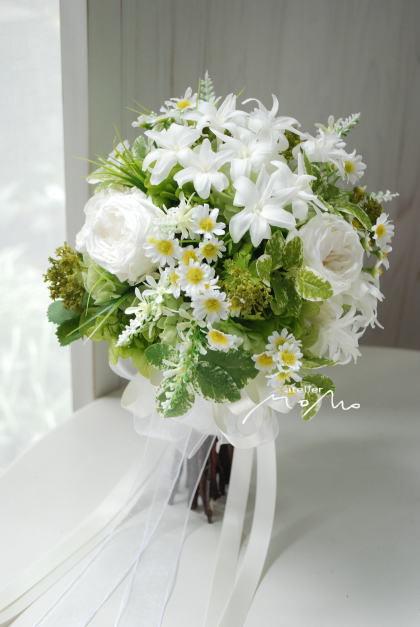 野の花ブーケ_a0136507_21524196.jpg