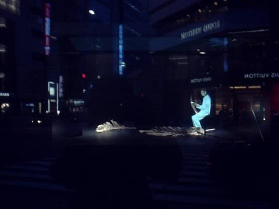 YUMINGと伊勢丹新宿店と130の出来事_a0116217_2351565.jpg