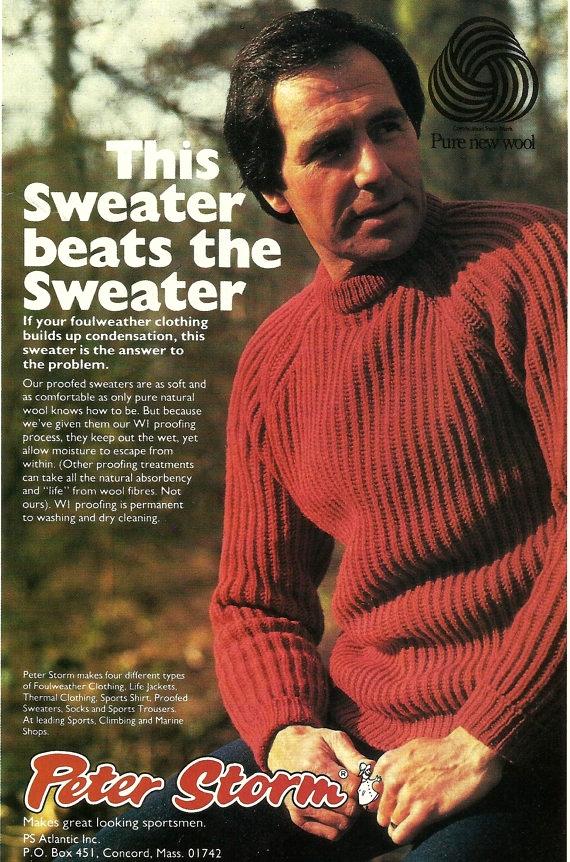 11月12日(土)入荷! Peter Storm  セーター Made in England_c0144020_16298.jpg