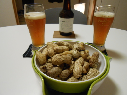 カナダ産の松茸を半額でゲット!_a0095931_12470619.jpg