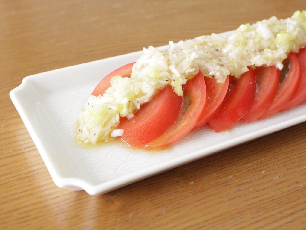 トマトサラダ_f0220354_16011725.jpg