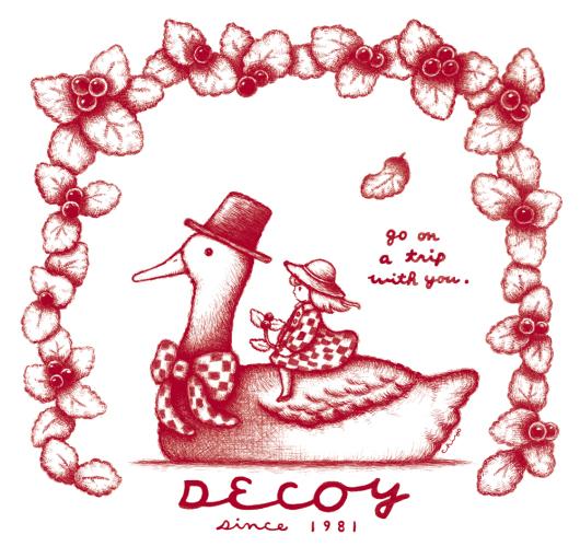 DECOY×chiyoノベルティトートバッグ_f0223074_21054103.jpg
