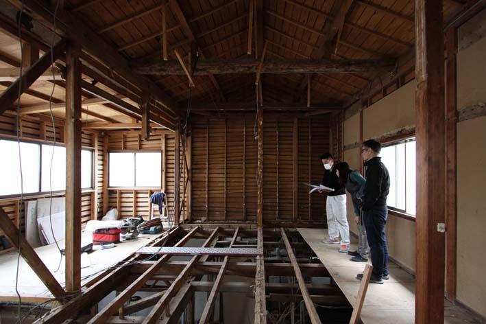神戸市灘区の住宅リノベーションが着工しました_a0212380_11455942.jpg