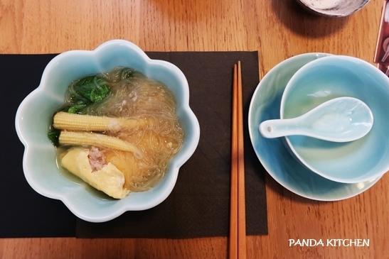 PANDA KITCHEN  ~中華料理教室~_d0353281_22064160.jpg
