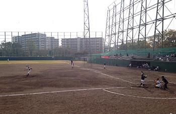 日曜日の野球応援_e0103024_21022330.jpg