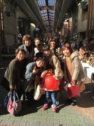 円頓寺商店街のパリ祭に行ってきました!_d0127925_15210101.jpg