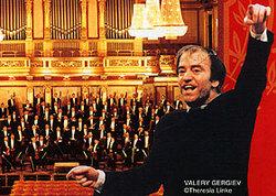 ゲルギエフ指揮 ウィーン・フィルハーモニー管弦楽団に、ちゅんちゅんが出会った。_e0359436_09255967.jpg