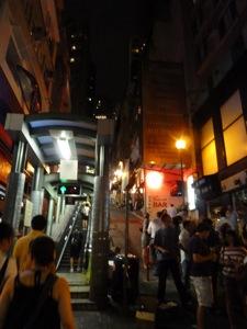 香港2*10 ミッドレベルエスカレーターで足ツボマッサージ_e0359436_23163842.jpg