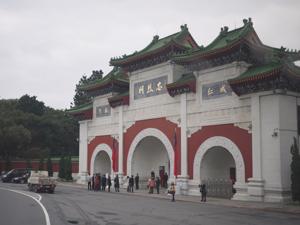 はじめての台湾*9 忠烈祠(ヂョンリェツー)の衛兵交代です_e0359436_23215404.jpg