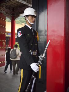 はじめての台湾*9 忠烈祠(ヂョンリェツー)の衛兵交代です_e0359436_23220031.jpg