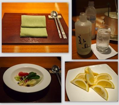 はじめて釜山8*パラダイスホテルの韓国料理レストラン_e0359436_23301284.jpg