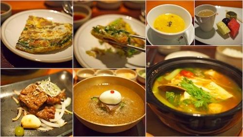 はじめて釜山8*パラダイスホテルの韓国料理レストラン_e0359436_23301446.jpg