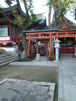 阿倍王子神社 御烏社の八咫烏さん_e0359436_23310385.jpg