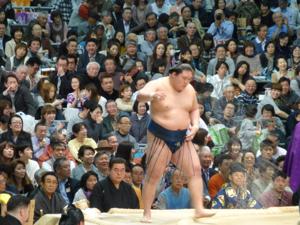はじめての大相撲 春場所14日目_e0359436_23363121.jpg