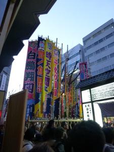 はじめての大相撲 春場所14日目_e0359436_23363140.jpg