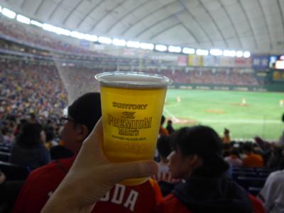 GW東京*東京ドームで野球観戦_e0359436_23561992.jpg