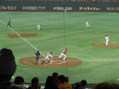 GW東京*東京ドームで野球観戦_e0359436_23562135.jpg