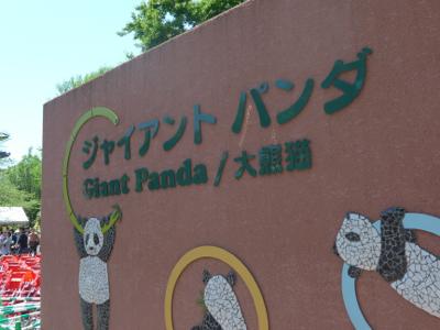 GW東京*若冲じゃなくパンダパンダ_e0359436_23562650.jpg