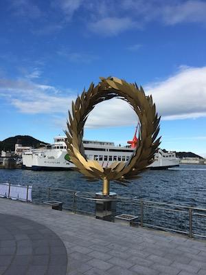 瀬戸内国際芸術祭 直島_e0359436_23583541.jpg