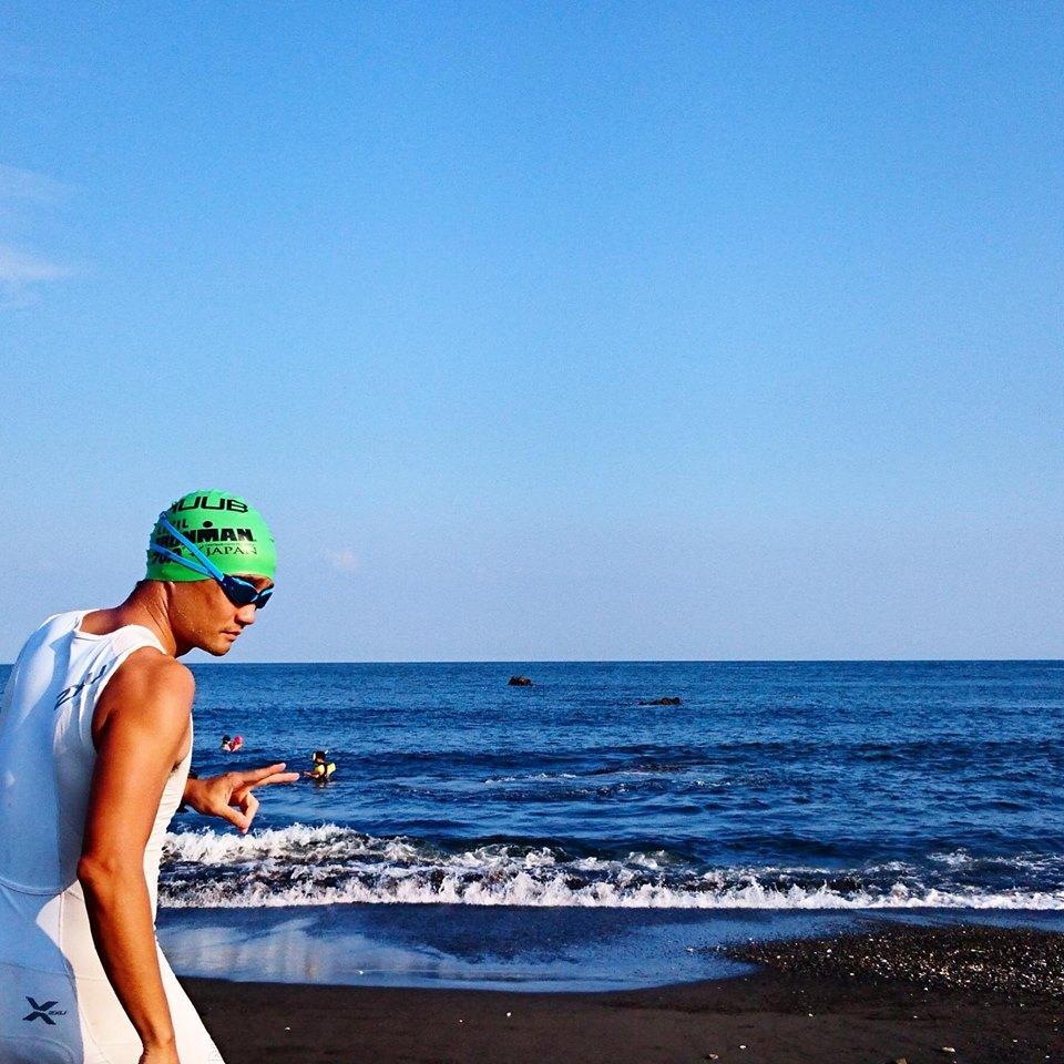 ふらっと海で泳げる幸せ♪_c0067646_1751795.jpg