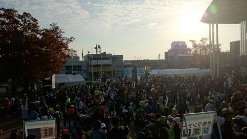 おかやまマラソン2016(当日)_e0201281_19113921.jpg