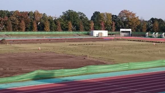 【終了】平成28年度 陸上競技場改修工事状況_d0165682_18455490.jpg