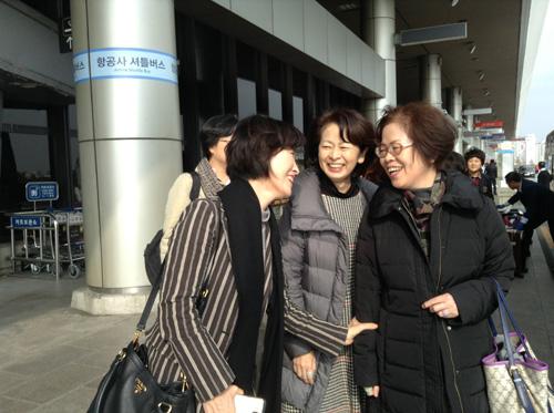 ポジャギ作家 李京玉と巡る韓国 (尚州・慶州・安東)1日目_c0185092_2385226.jpg
