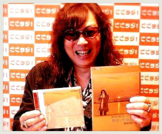 ■ 最高ぉ~ッ!NHK 『ごごラジ』出演ありがとうございました!!_b0183113_858891.jpg