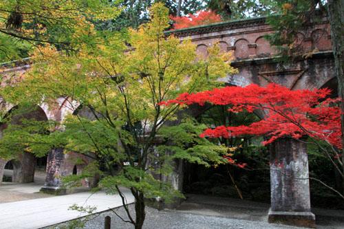 紅葉探訪6 南禅寺周遊_e0048413_1954196.jpg