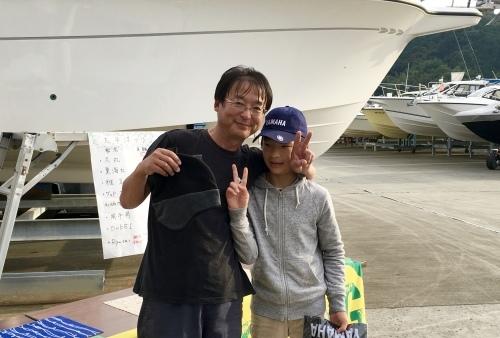 日曜のBGF in KOCHI 太平洋マリンcup !_a0132631_23405055.jpg