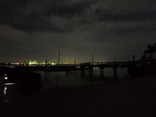 月夜。魚の気持ちは?_c0120834_09105460.jpg