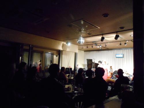 荒川和子ライブ_c0229062_1839465.jpg