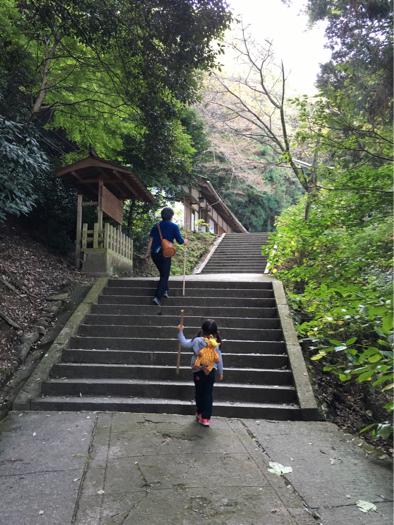 四国旅 1日目 金比羅さんで頑張った娘っこ_a0168068_14130693.jpg