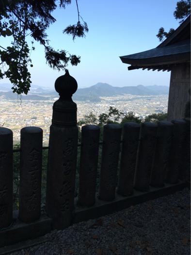四国旅 1日目 金比羅さんで頑張った娘っこ_a0168068_14130721.jpg