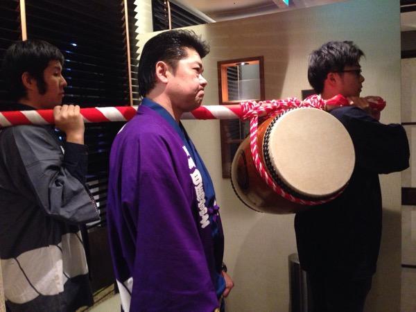 大相撲九州場所のはじまりに…。_f0232994_13485487.jpg