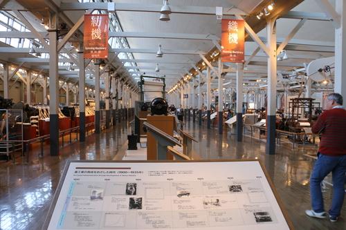 トヨタ産業技術記念館・18_c0075701_22345830.jpg