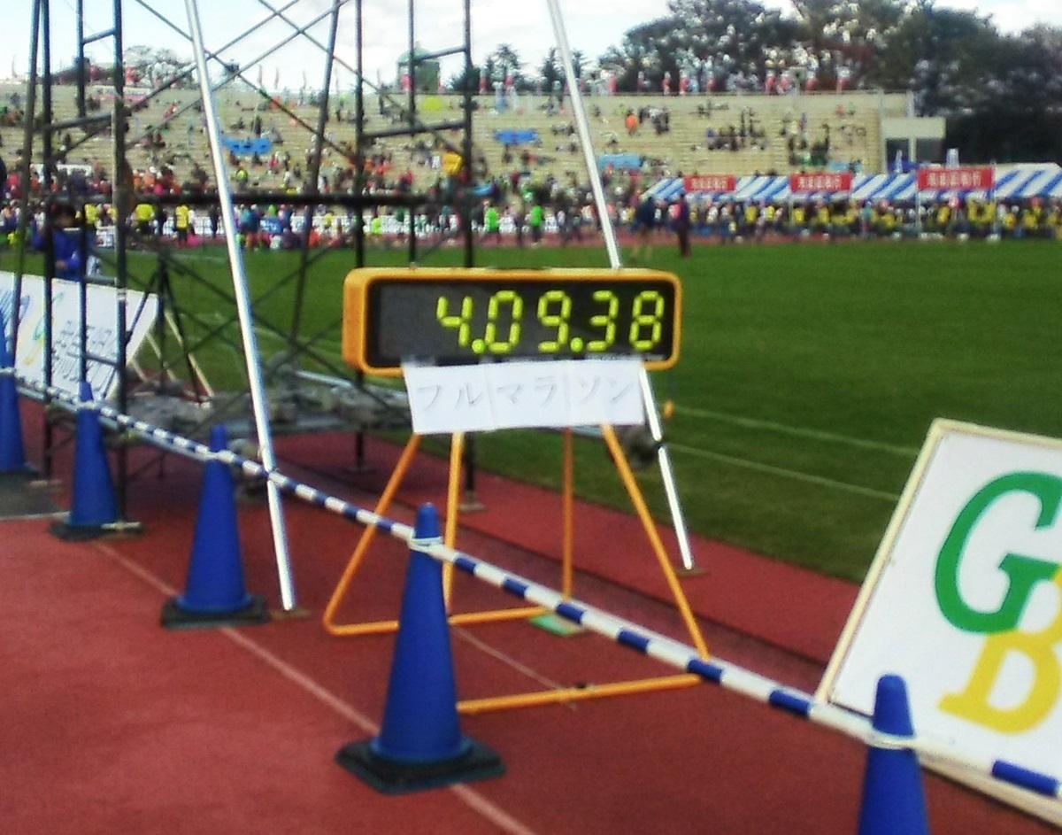 第26回ぐんまマラソン~初フルマラソン完走の感想~_a0243720_05175536.jpg