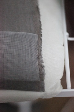 なるべく縫わないカーテン・・・♪_f0168730_826567.jpg