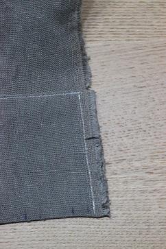 なるべく縫わないカーテン・・・♪_f0168730_8284623.jpg